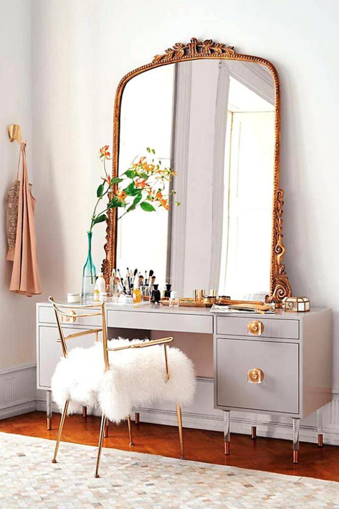 дизайн туалетного столика фото 5