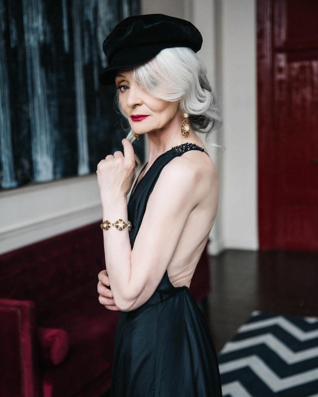 Причёски для женщин старше 60 лет фото 9
