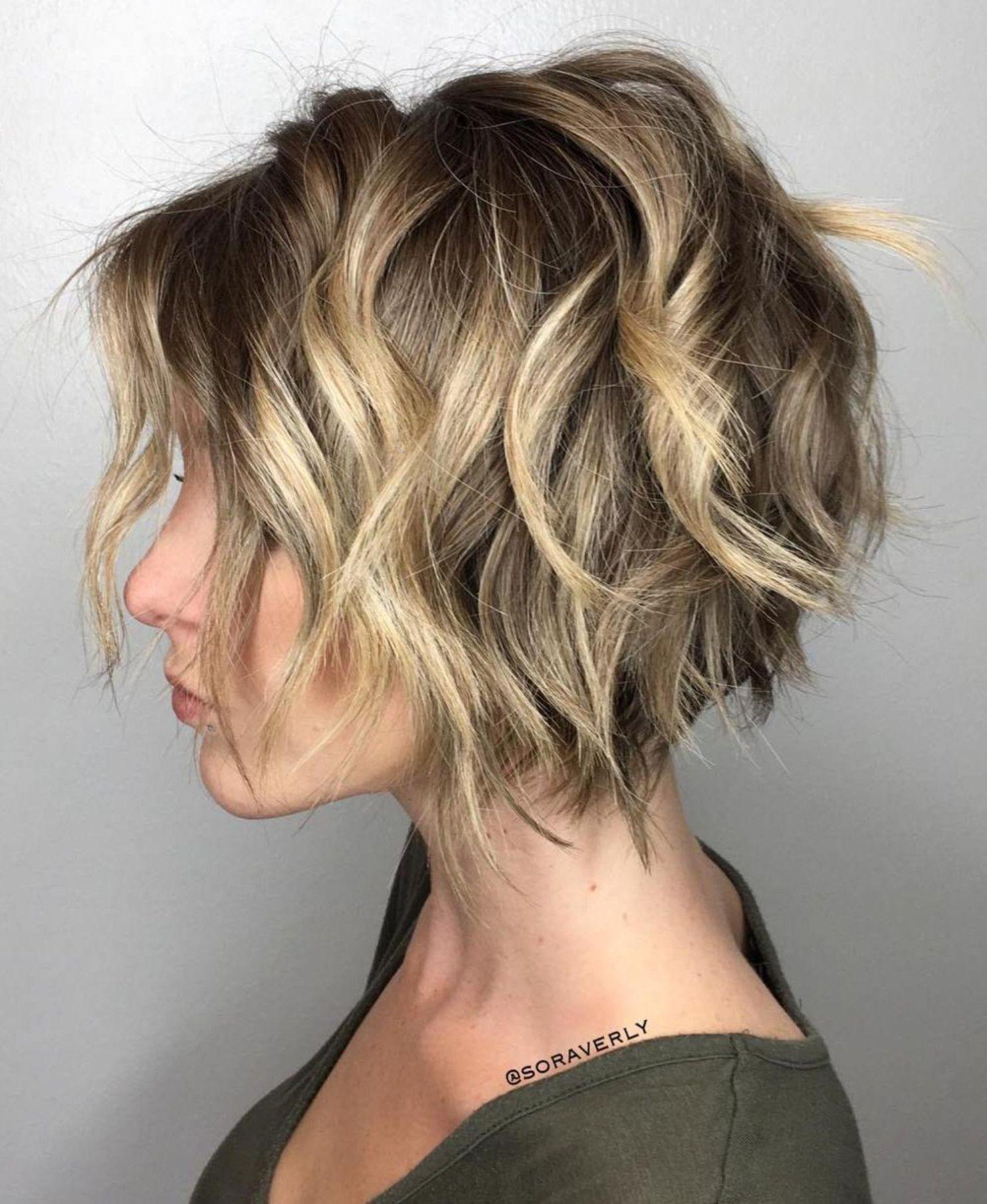 стрижки для тонких волос фото 6