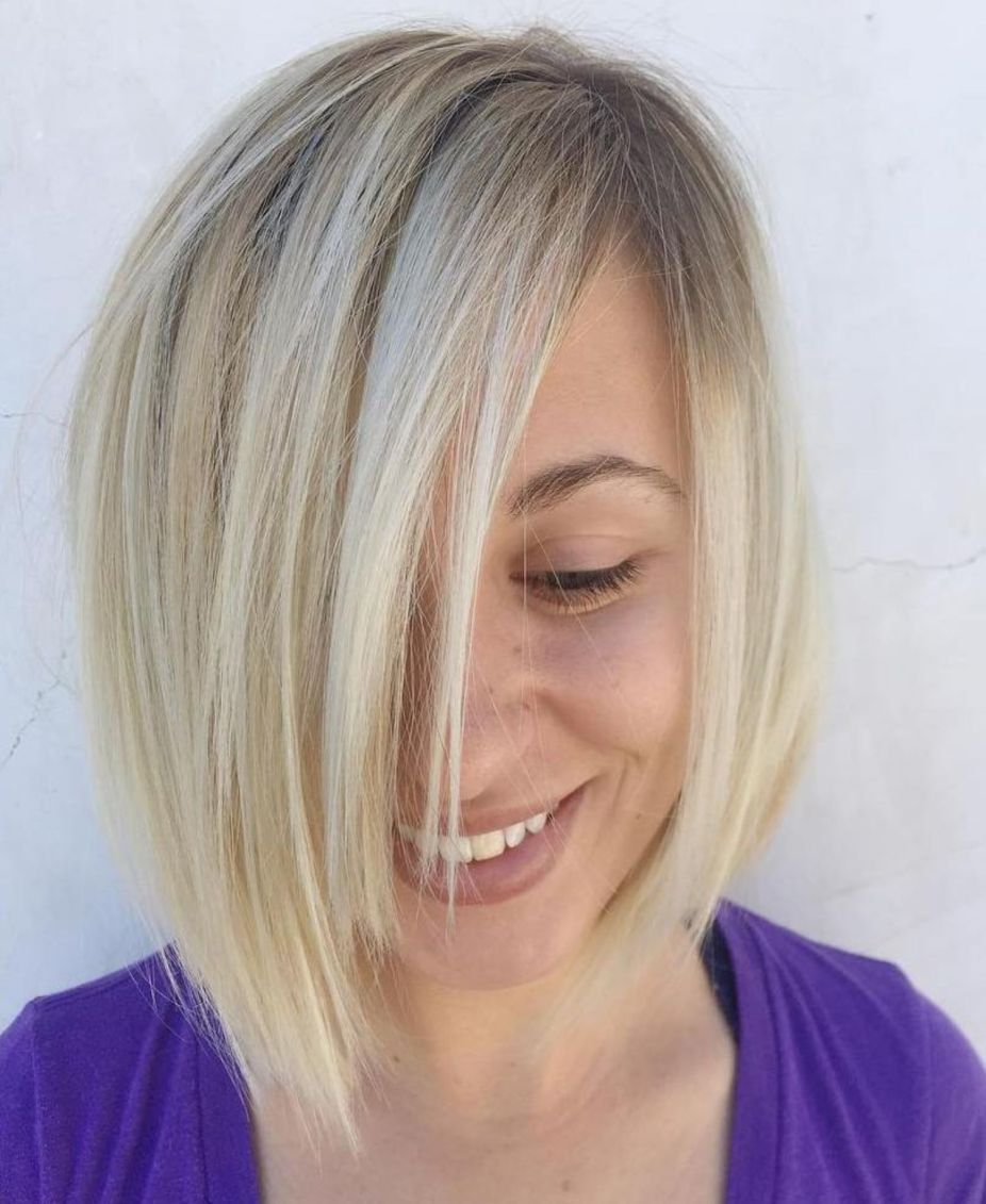 стрижки для тонких волос фото 7