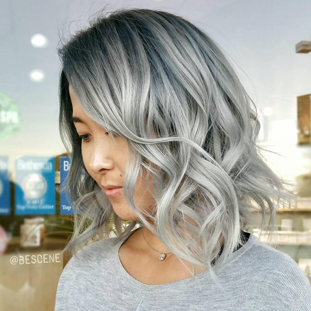 короткие волнистые причёски 2019 фото 2