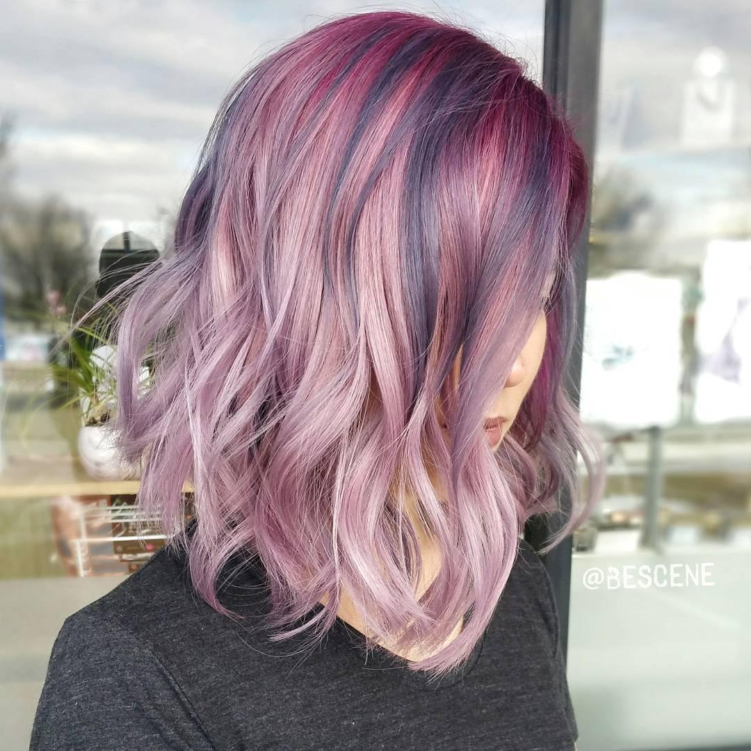 короткие волнистые причёски 2019 фото 4