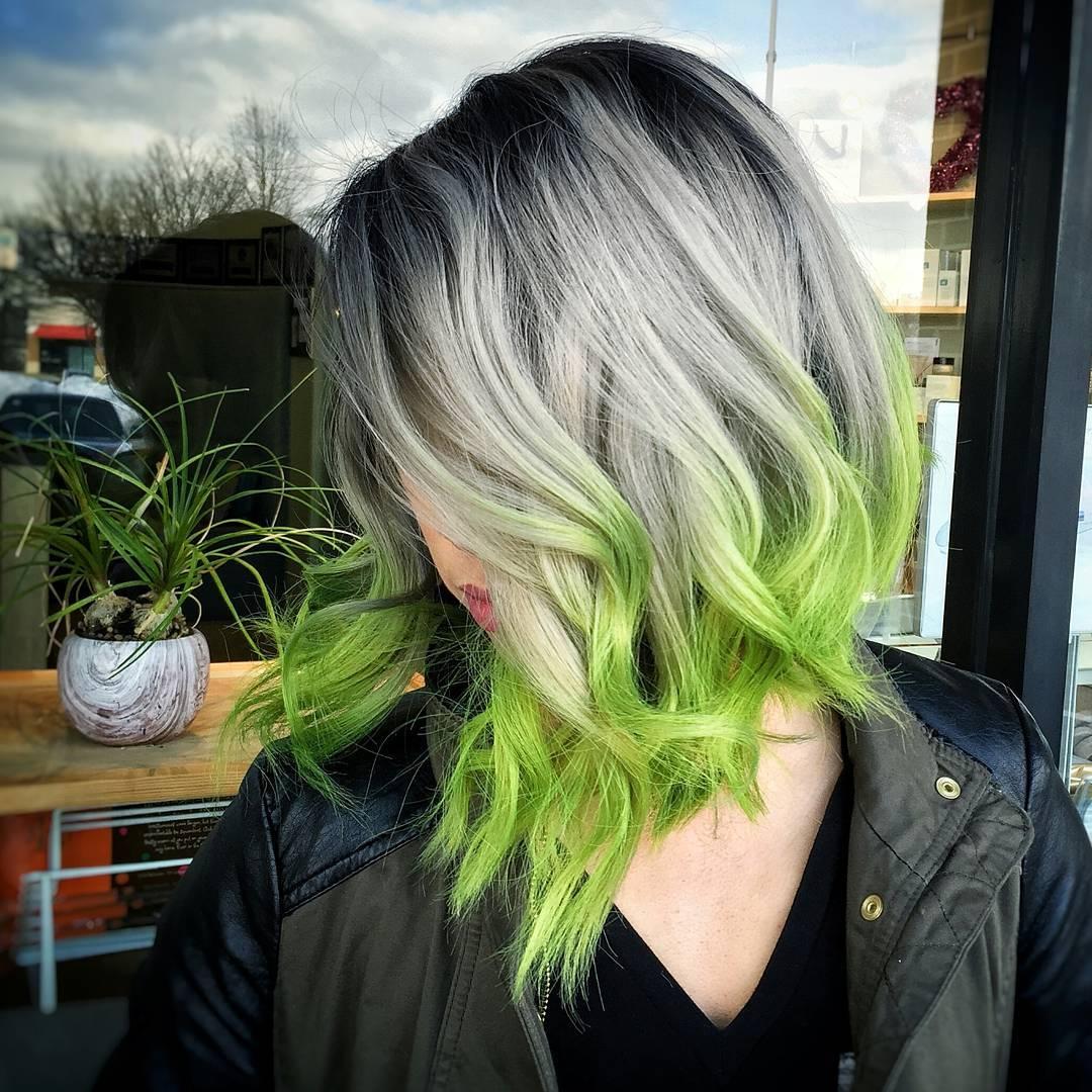 короткие волнистые причёски 2019 фото 8
