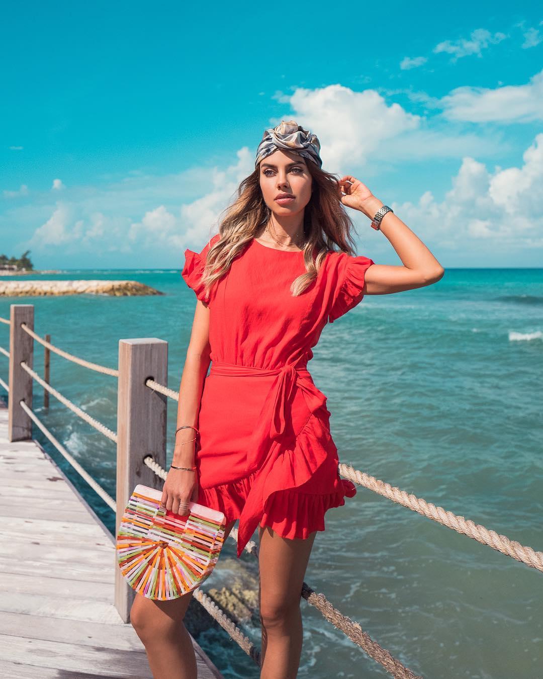 Модные летние платья фото 11