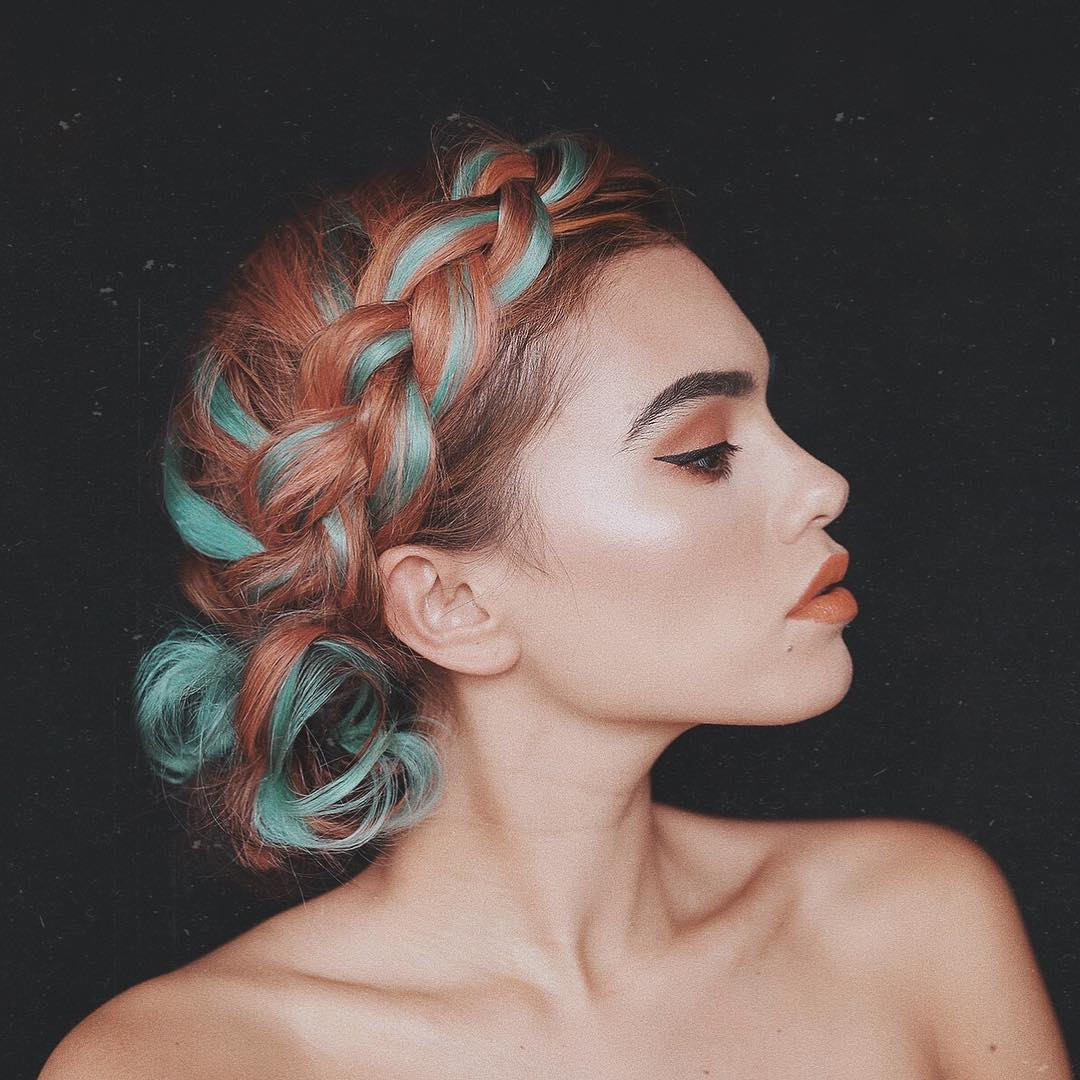 причёски для коротких волос фото 16
