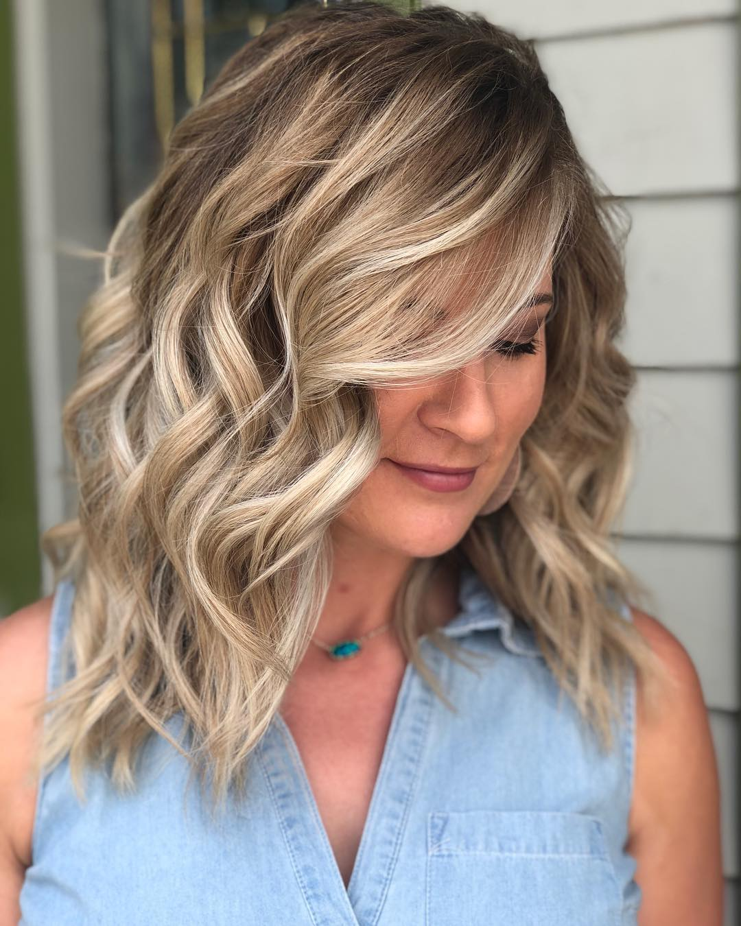 популярные цвета волос 2019 года фото 16