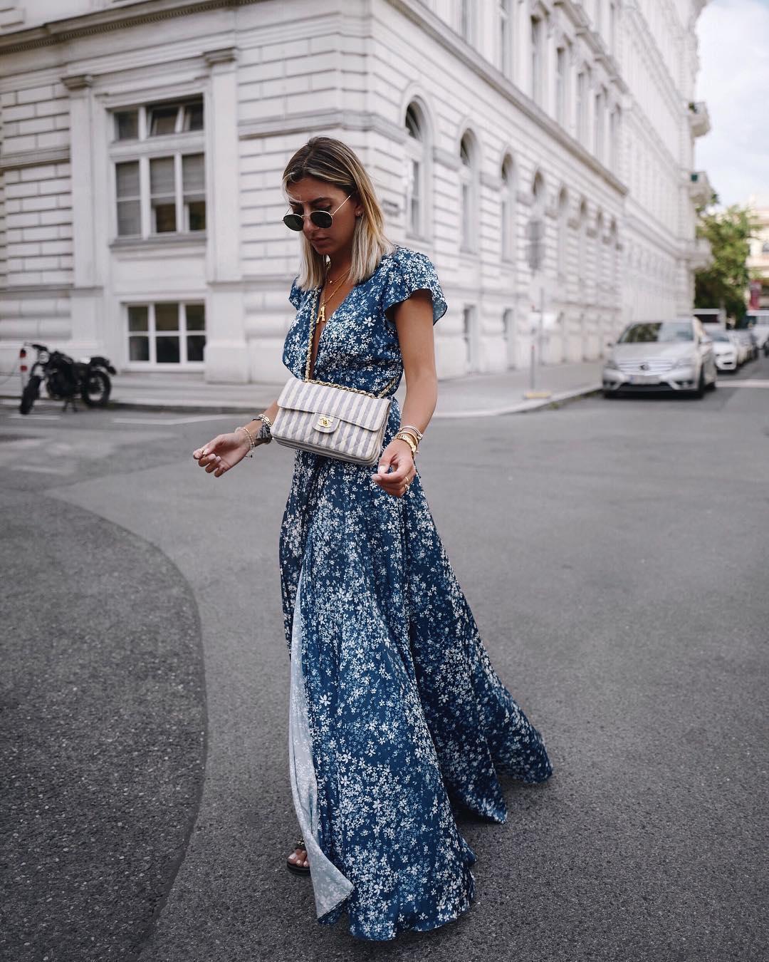 Модные летние платья фото 2