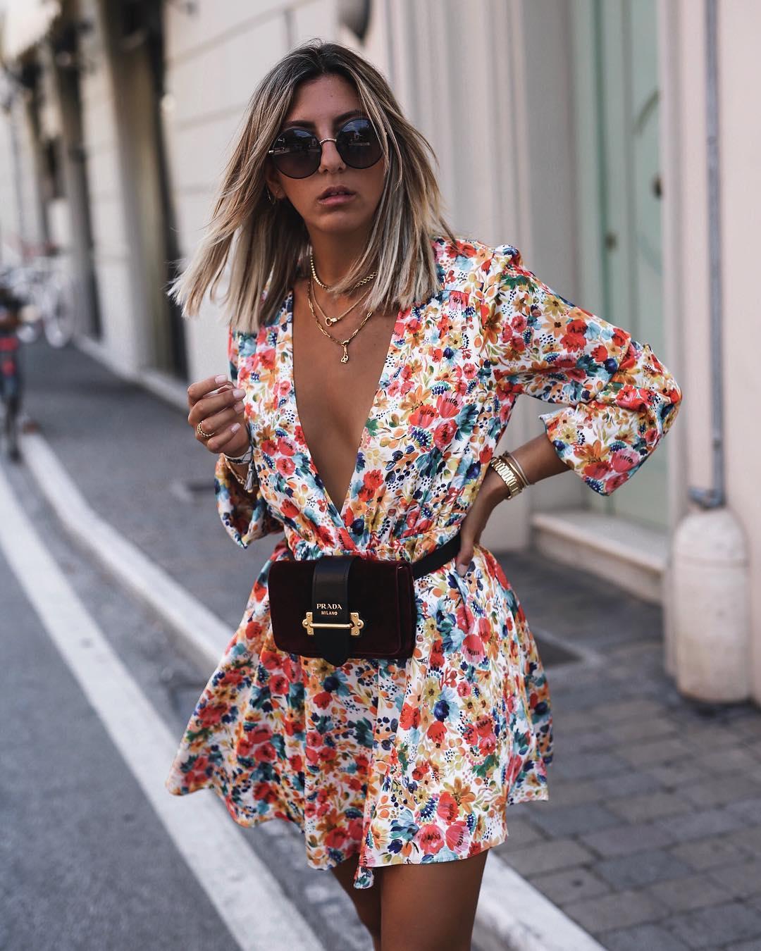 Модные летние платья фото 1