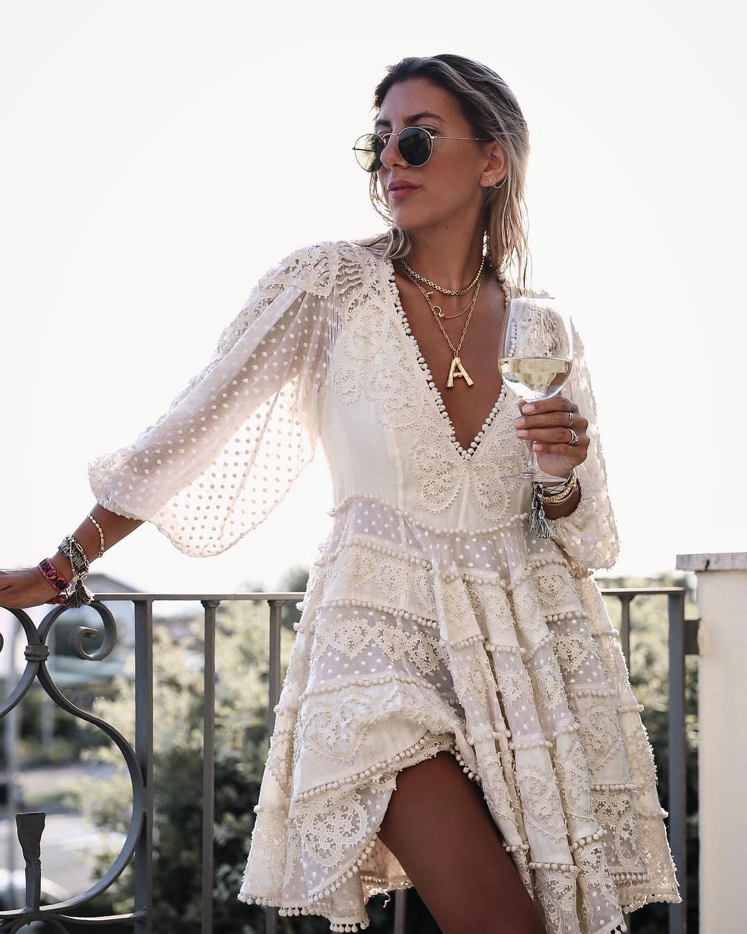Модные летние платья фото 4