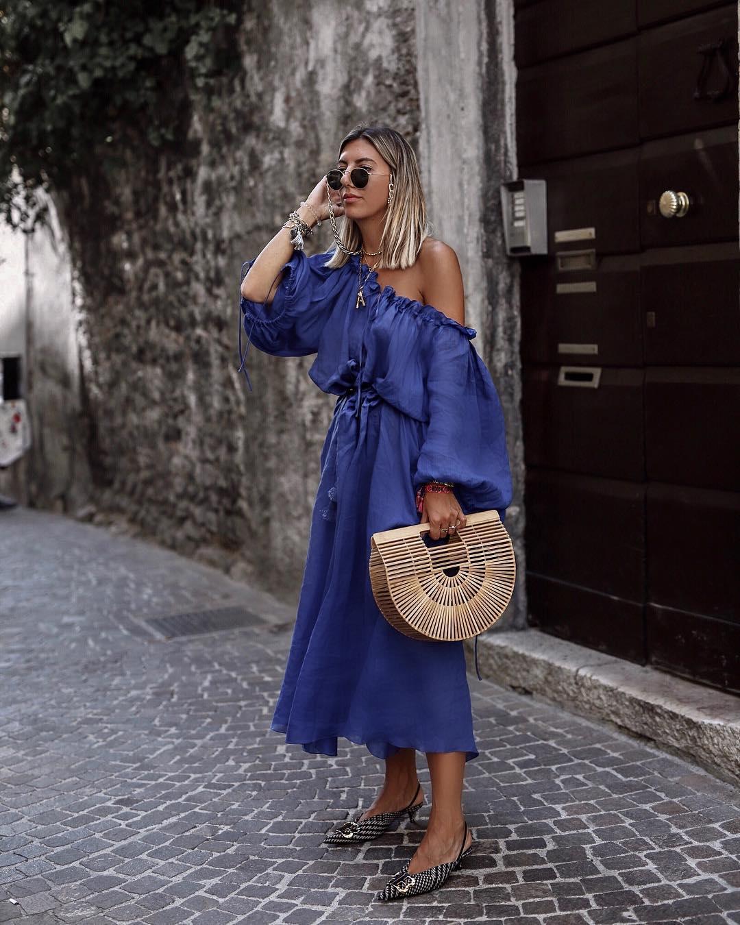 Модные летние платья фото 5