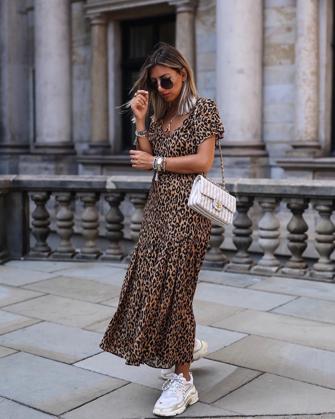 Модные летние платья фото 7