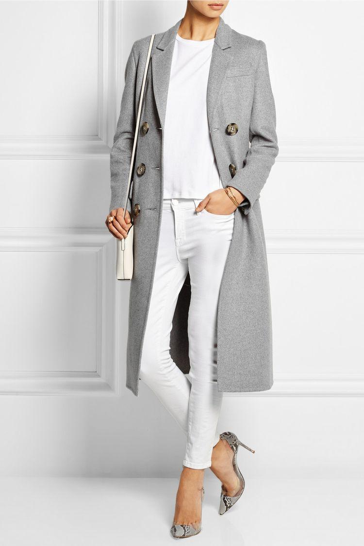 белые джинсы фото 9
