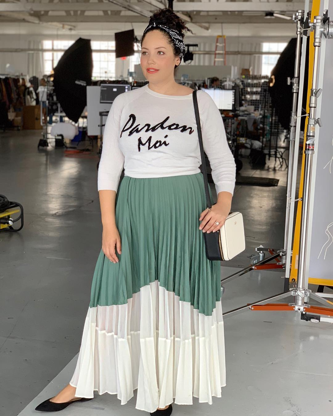 Длинные юбки для полных фото 4