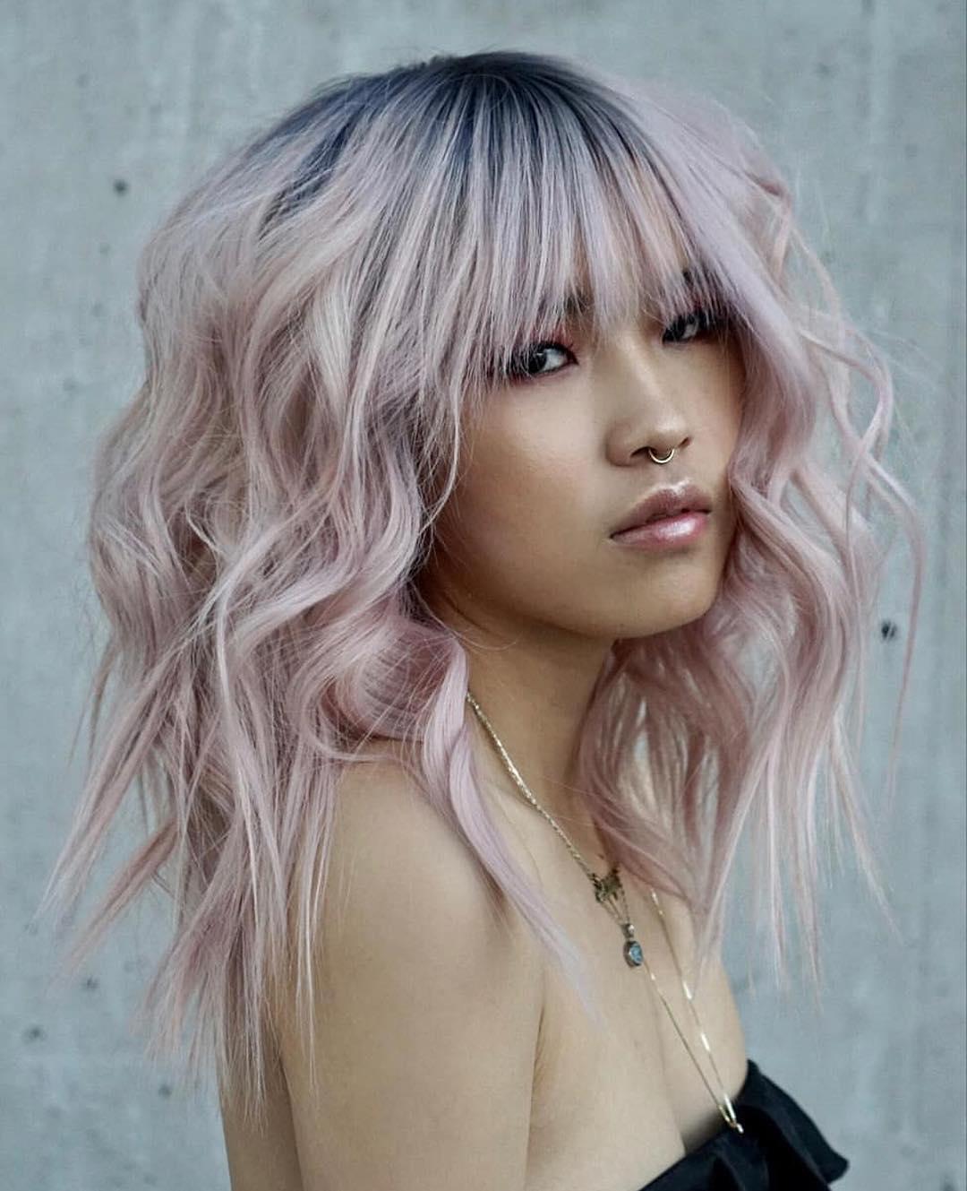 причёски для волос средней длины фото 4