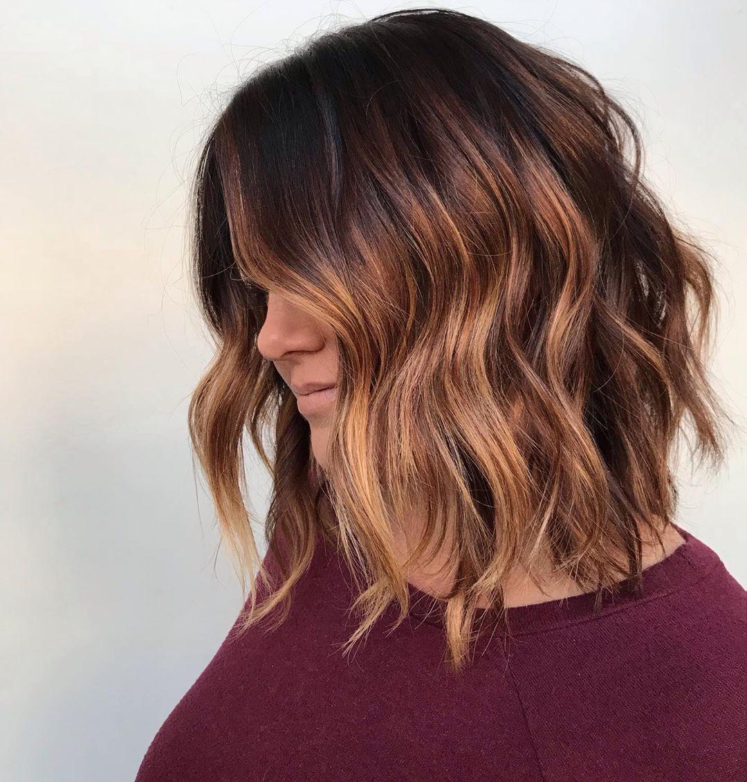 короткие причёски для женщин старше 40 фото 1