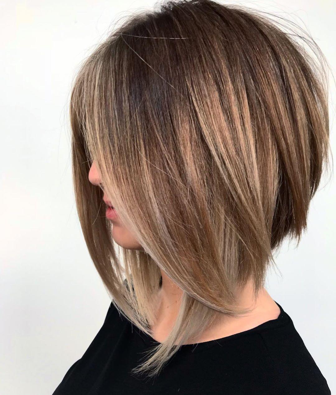 короткие причёски для женщин старше 40 фото 2