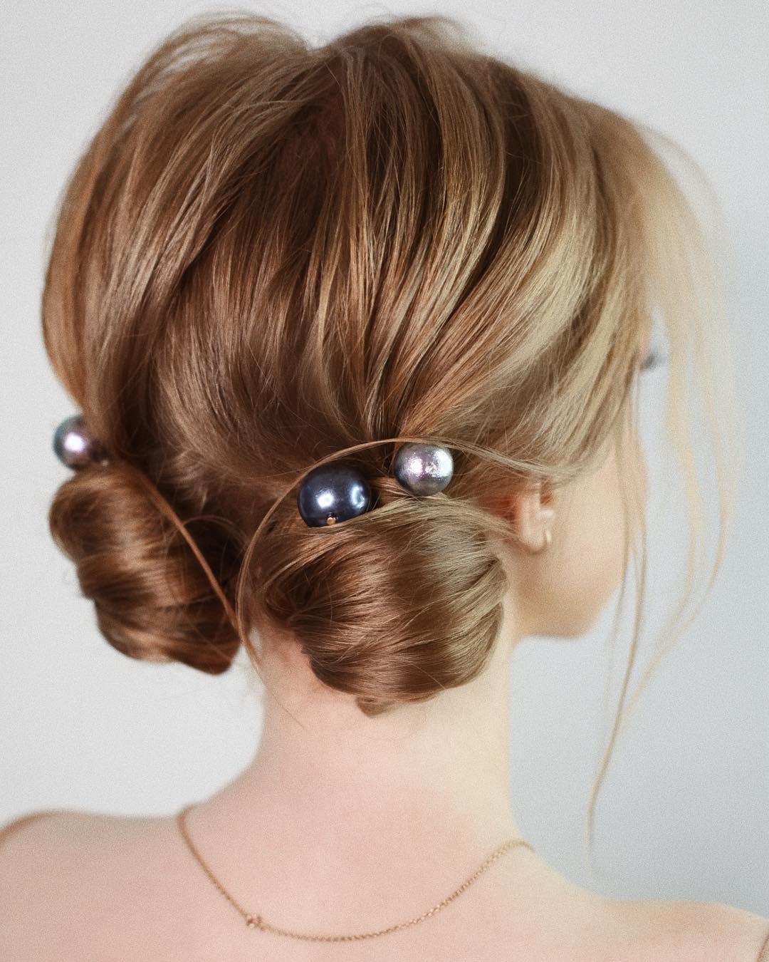 причёски для коротких волос фото 11