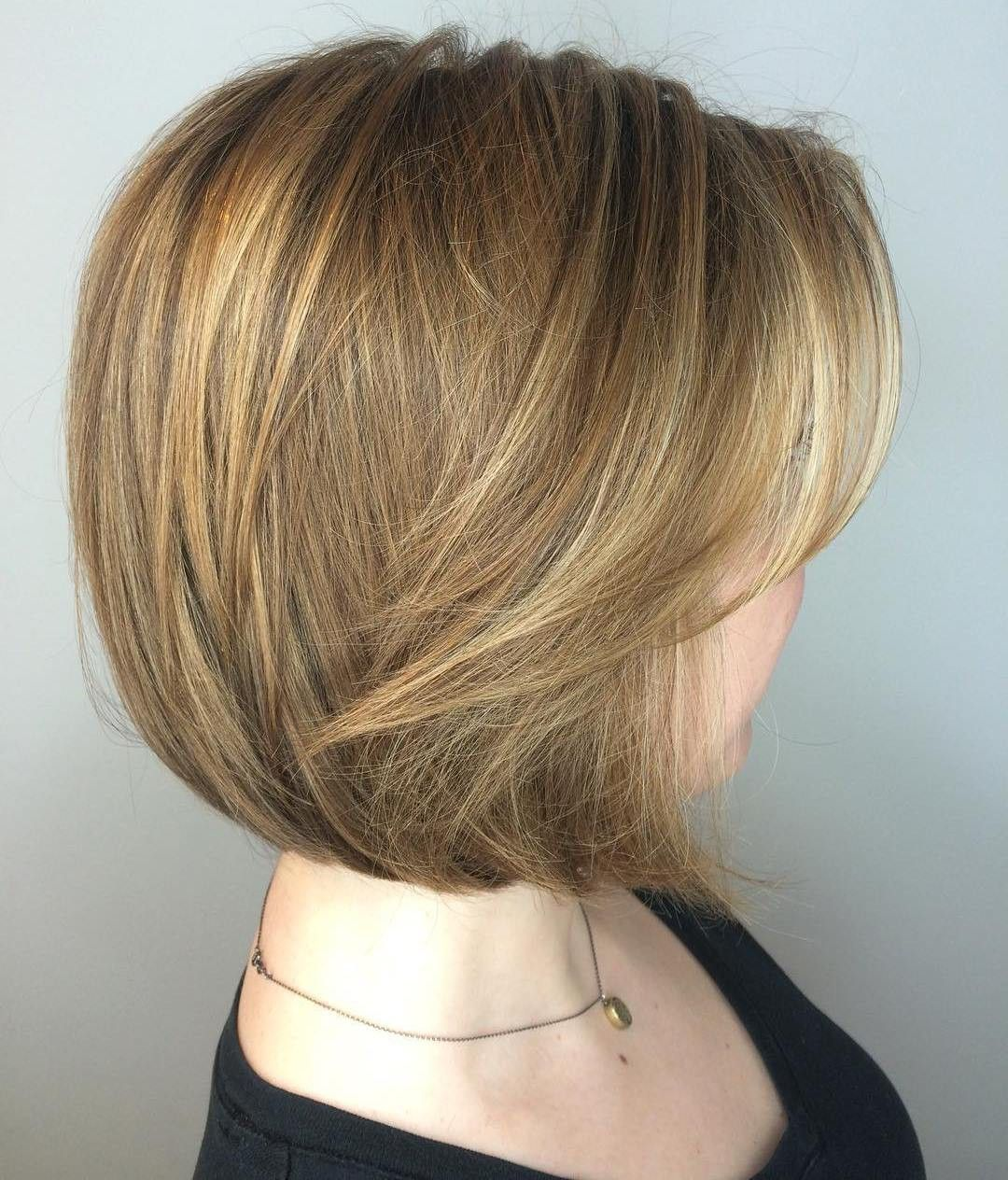 стрижки для тонких волос фото 1