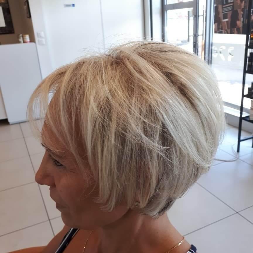 причёски для женщин старше 50 фото 8