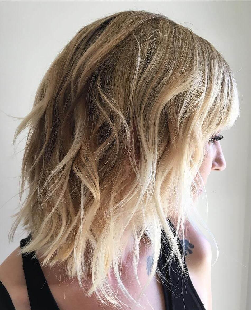 стрижки для тонких волос фото 4