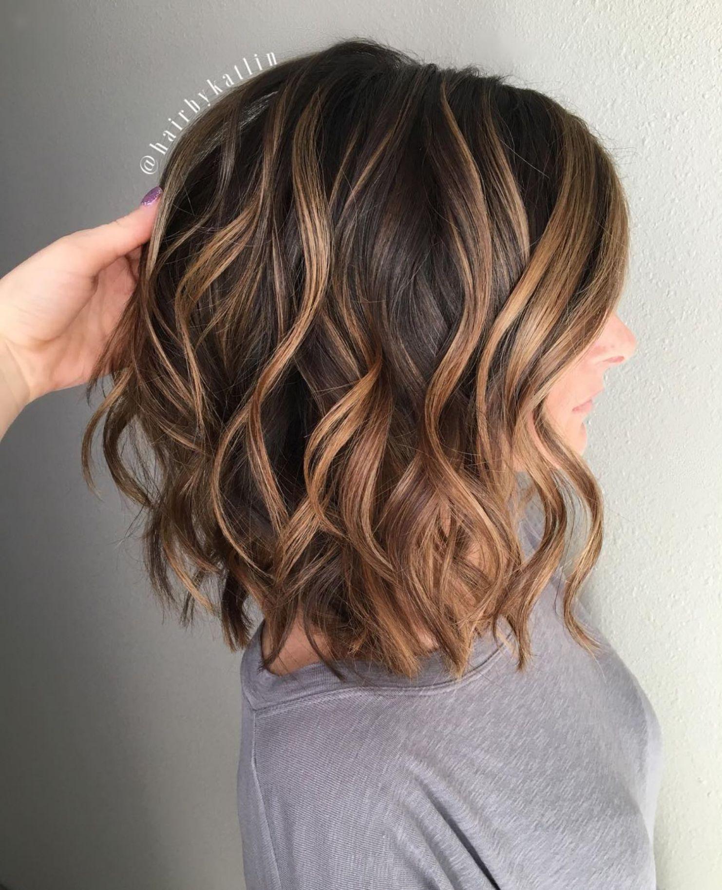 Тёмно-каштановый цвет волос фото 5