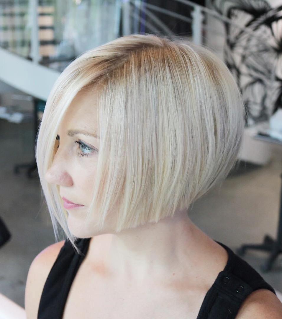 стрижки для тонких волос фото 2