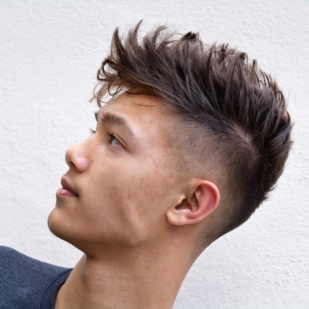 мужские прически  для редеющих волос фото 7