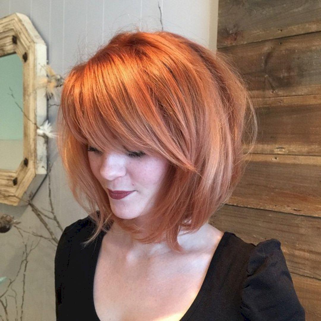 Укладка на короткие волосы с объемом фото 4