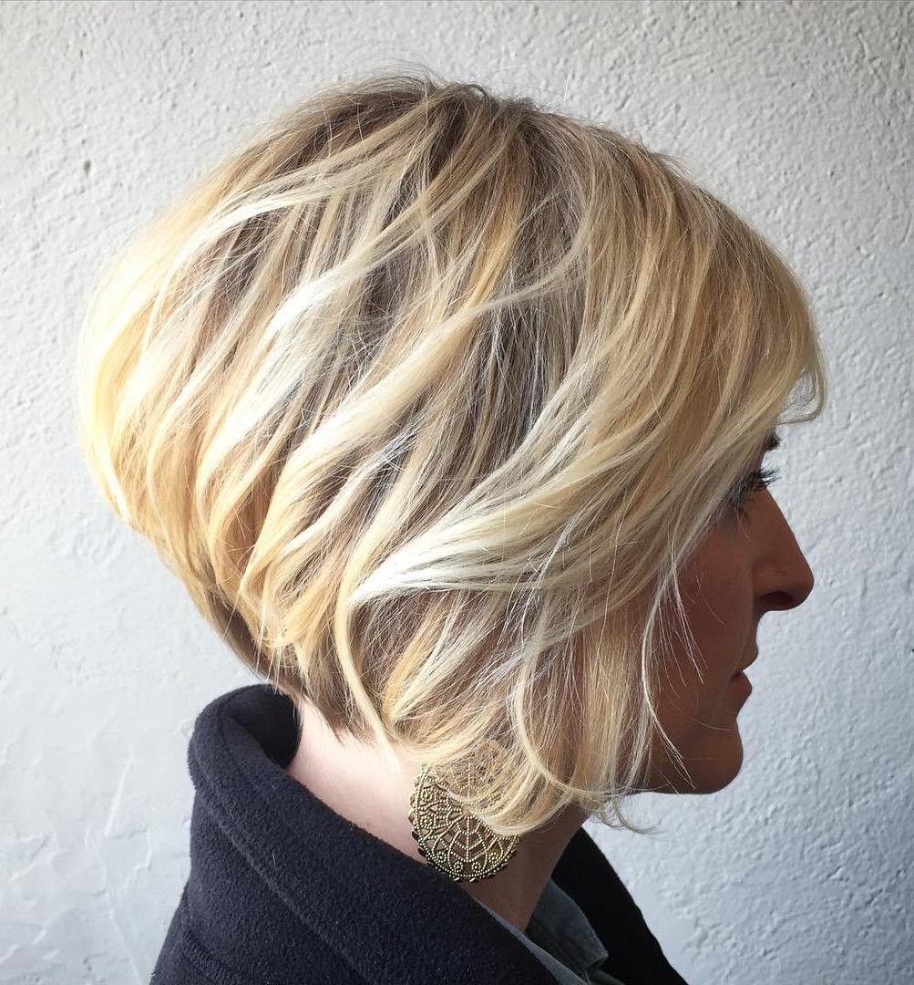стрижки для тонких волос фото 5