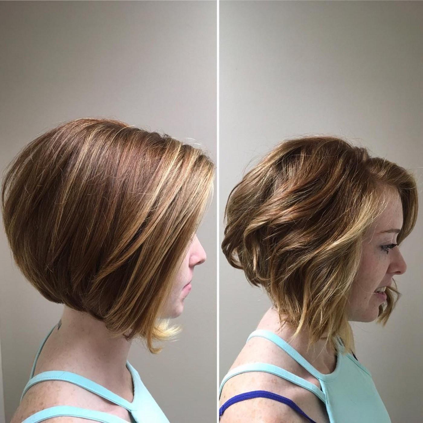 боб для густых волос фото 1