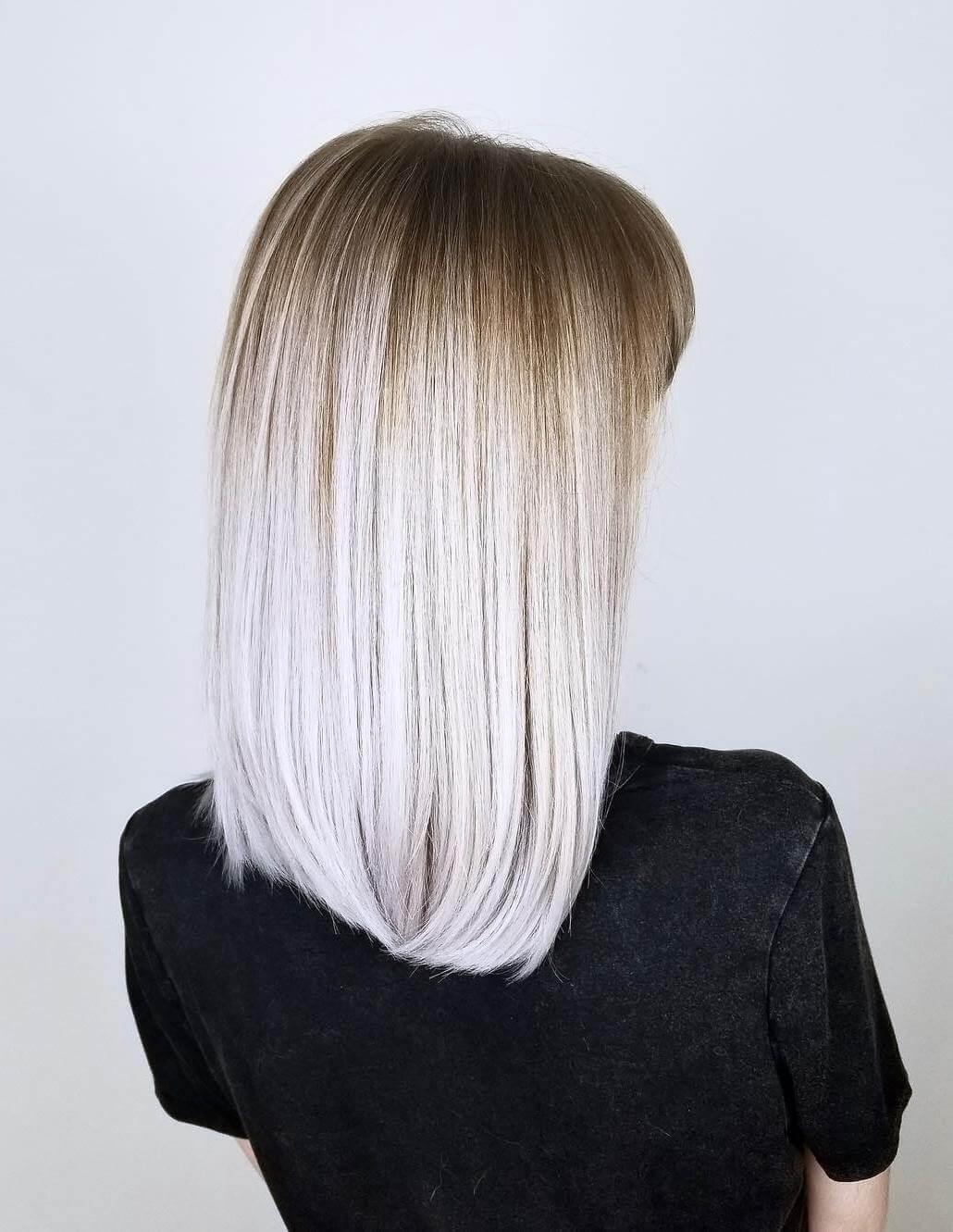 стрижки для густых волос фото 8
