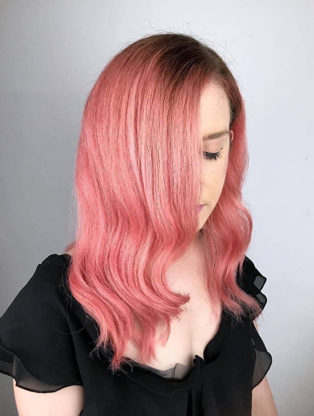 стрижки для густых волос фото 9