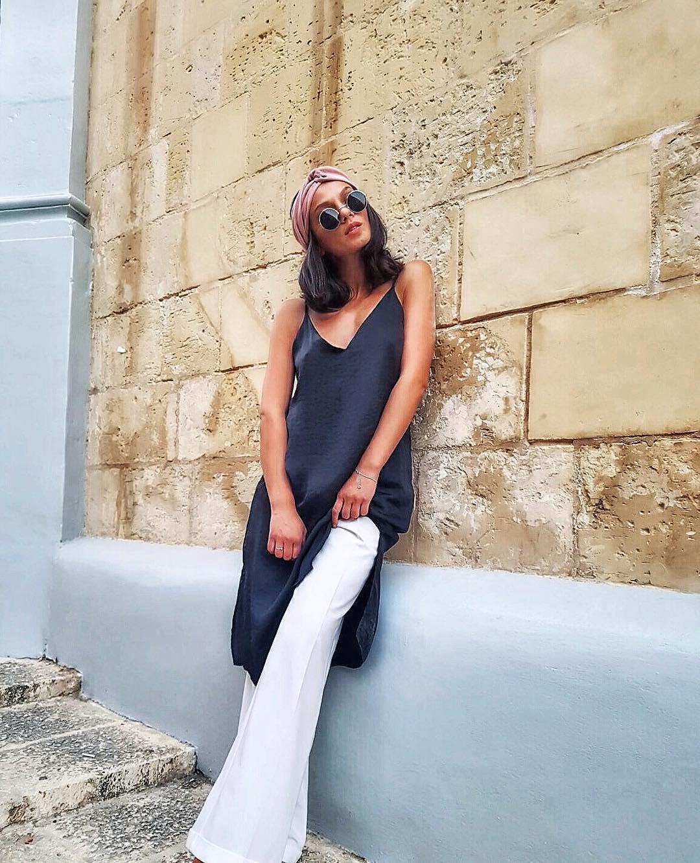 Платье с брюками фото 2