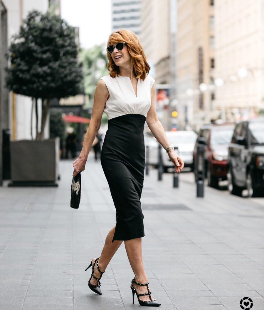 летний деловой стиль 2019 для женщин 40-50 лет фото 3