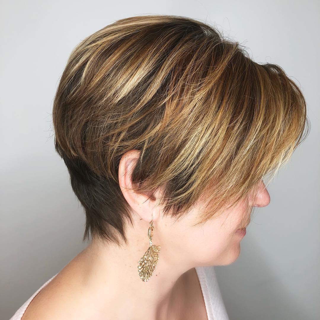 оттенки волос, популярные в 2019 фото 6