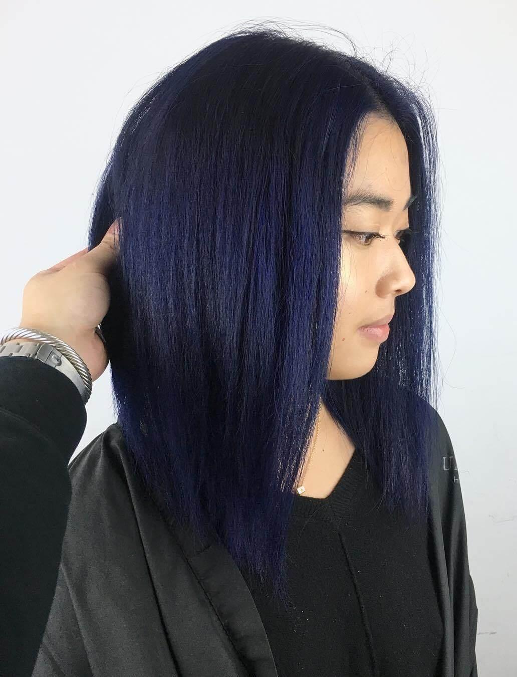 стрижки для густых волос фото 10