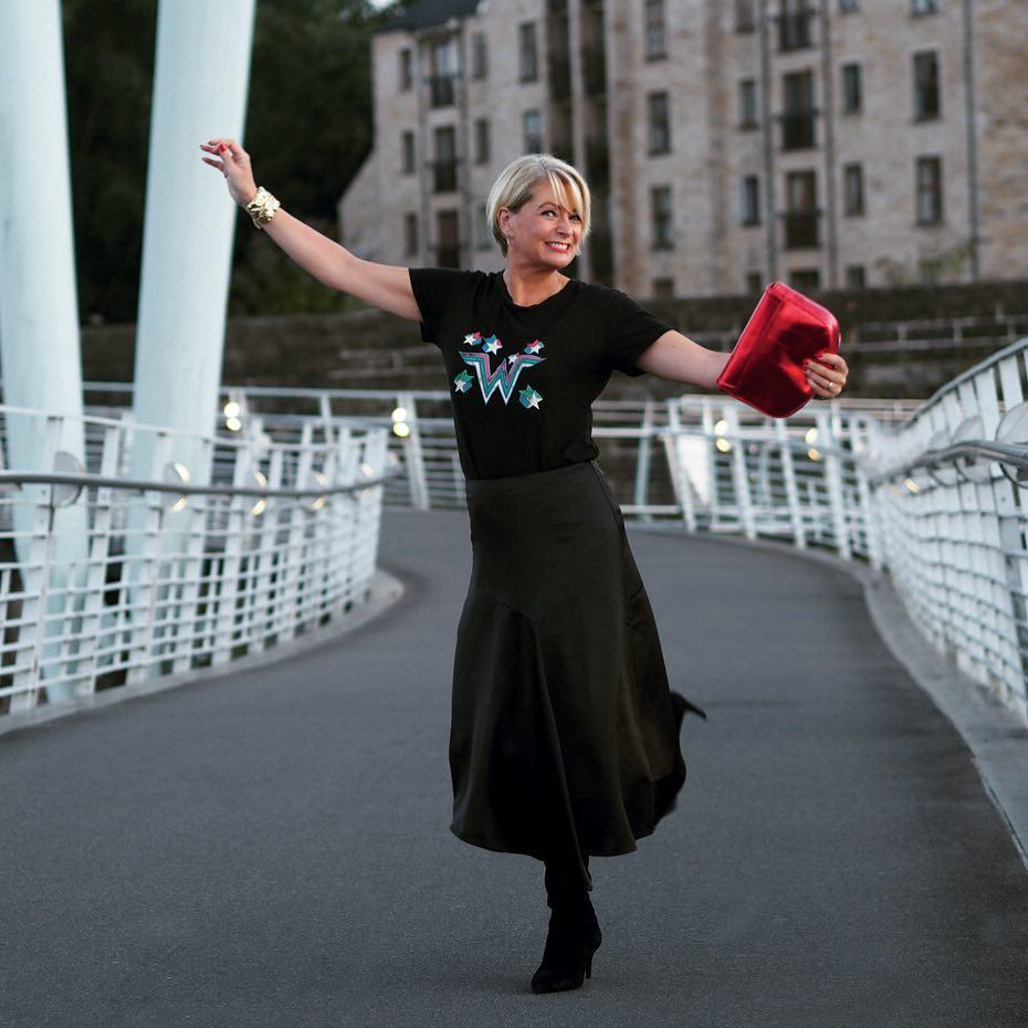 с чем носить юбку летом женщинам после 40 лет фото 1