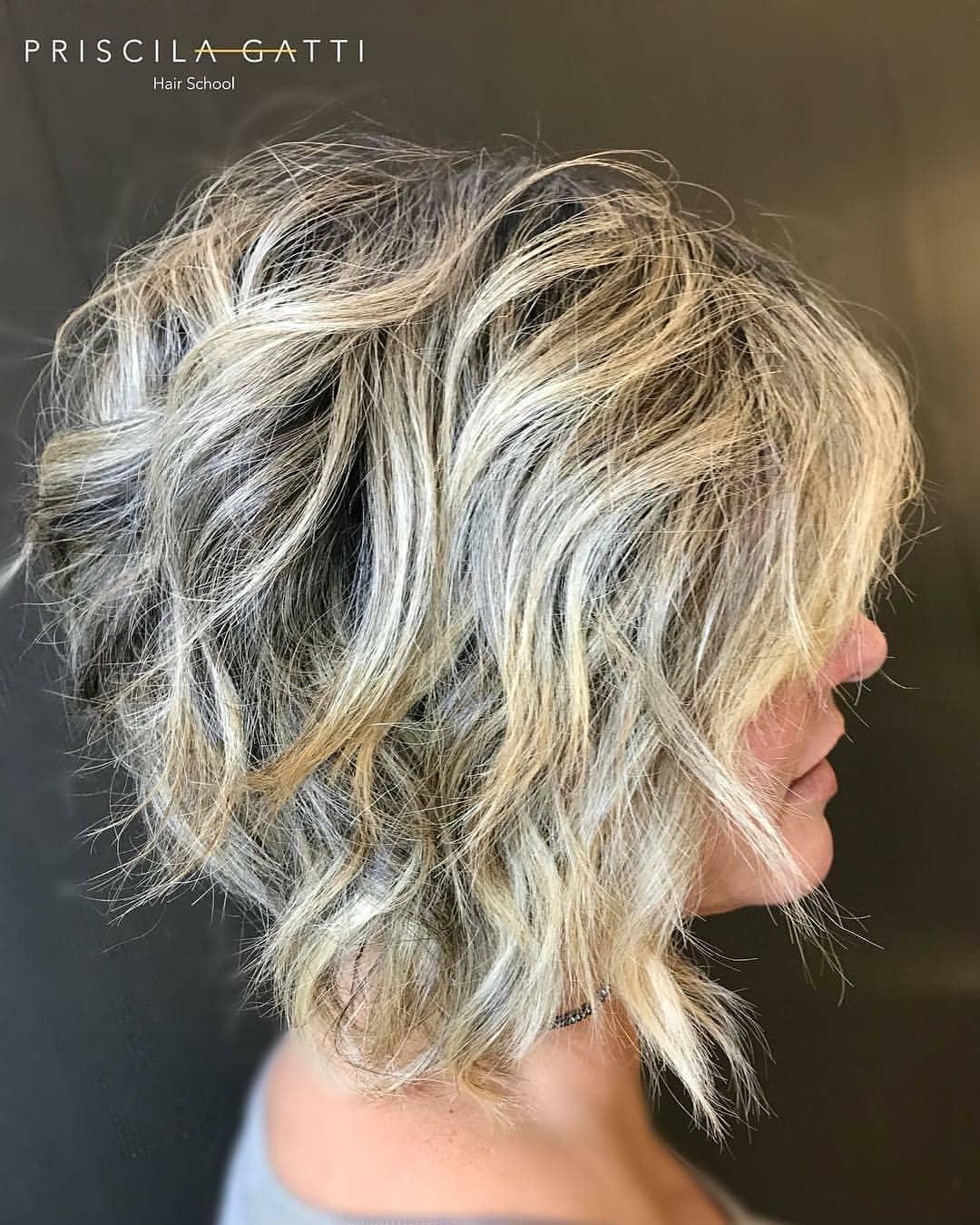стрижки для густых волос фото 1