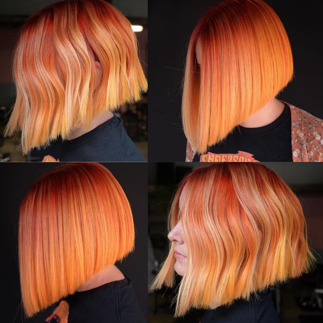идеи окрашивания волос фото 1