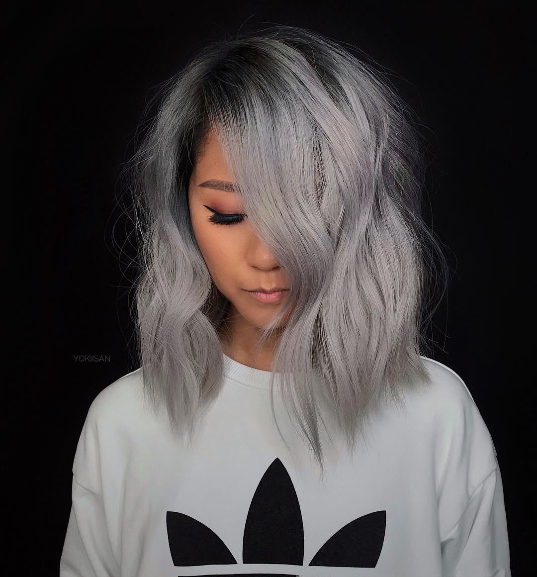 стрижки до плеч для густых волос фото 1