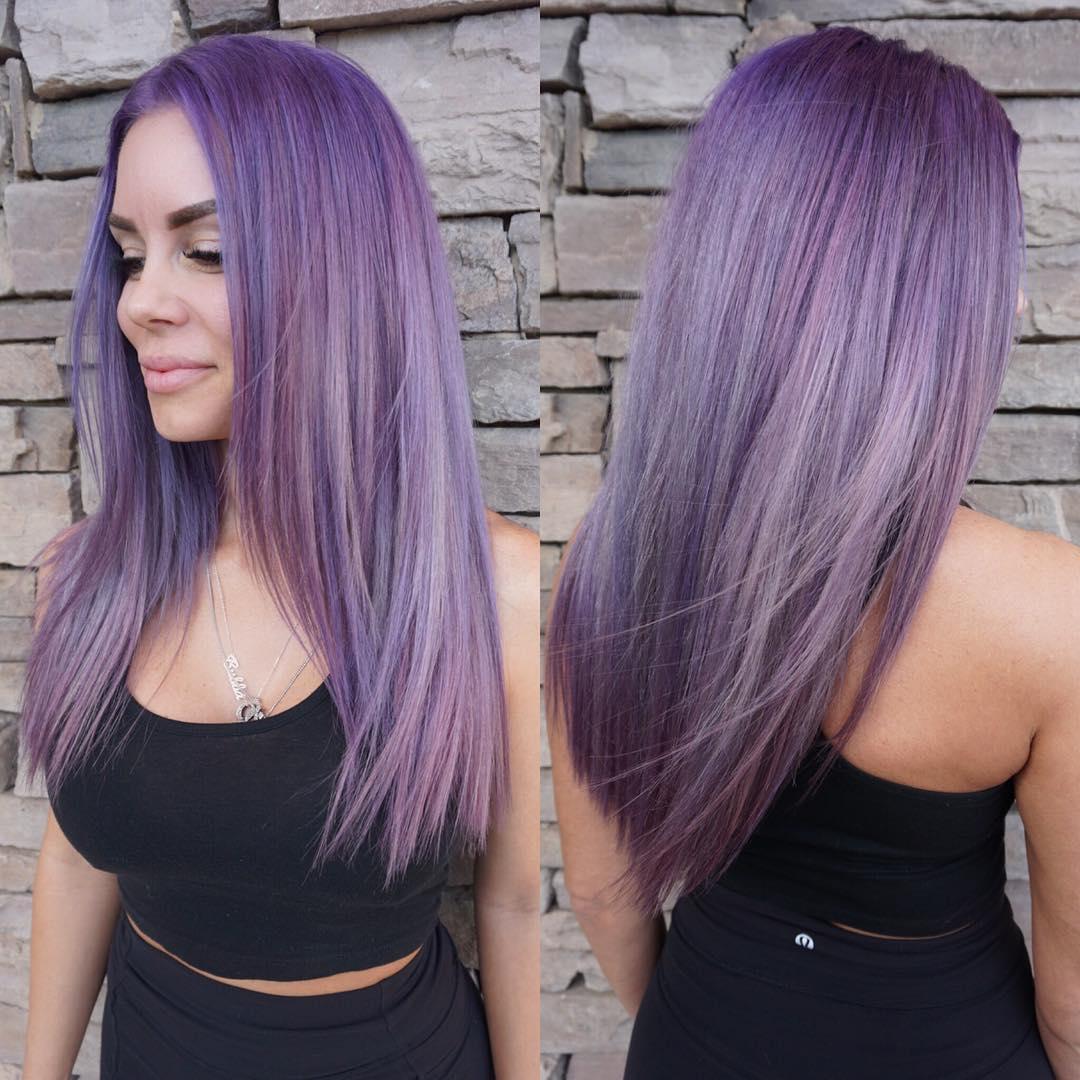 идеи окрашивания волос фото 10