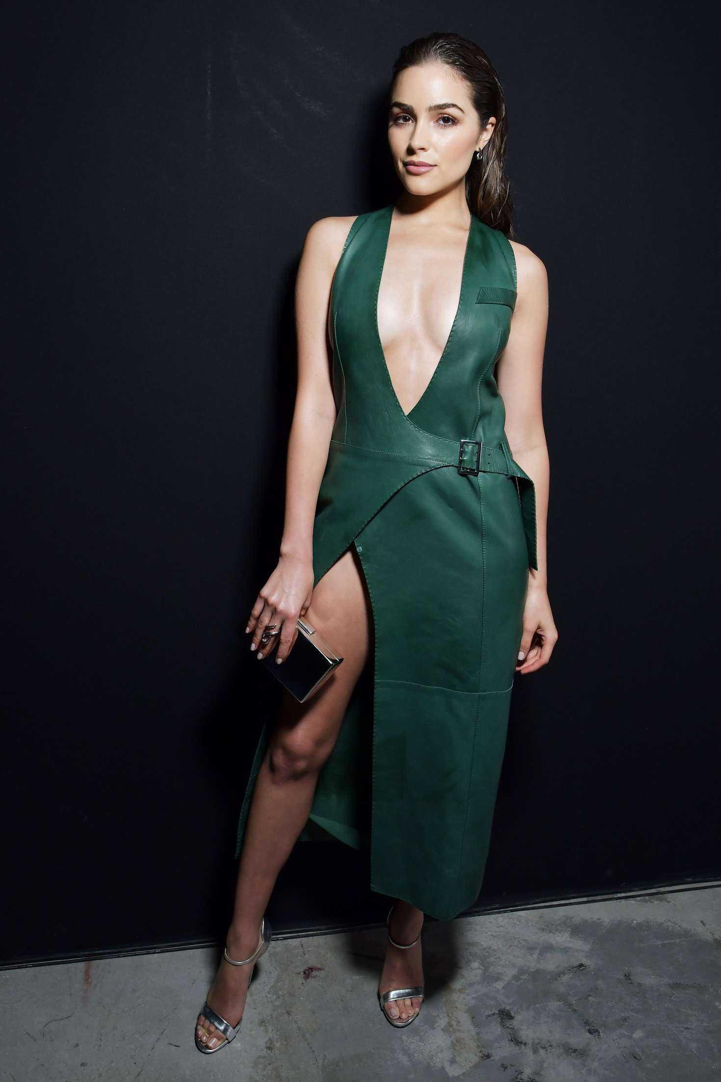 зеленый сарафан фото 5