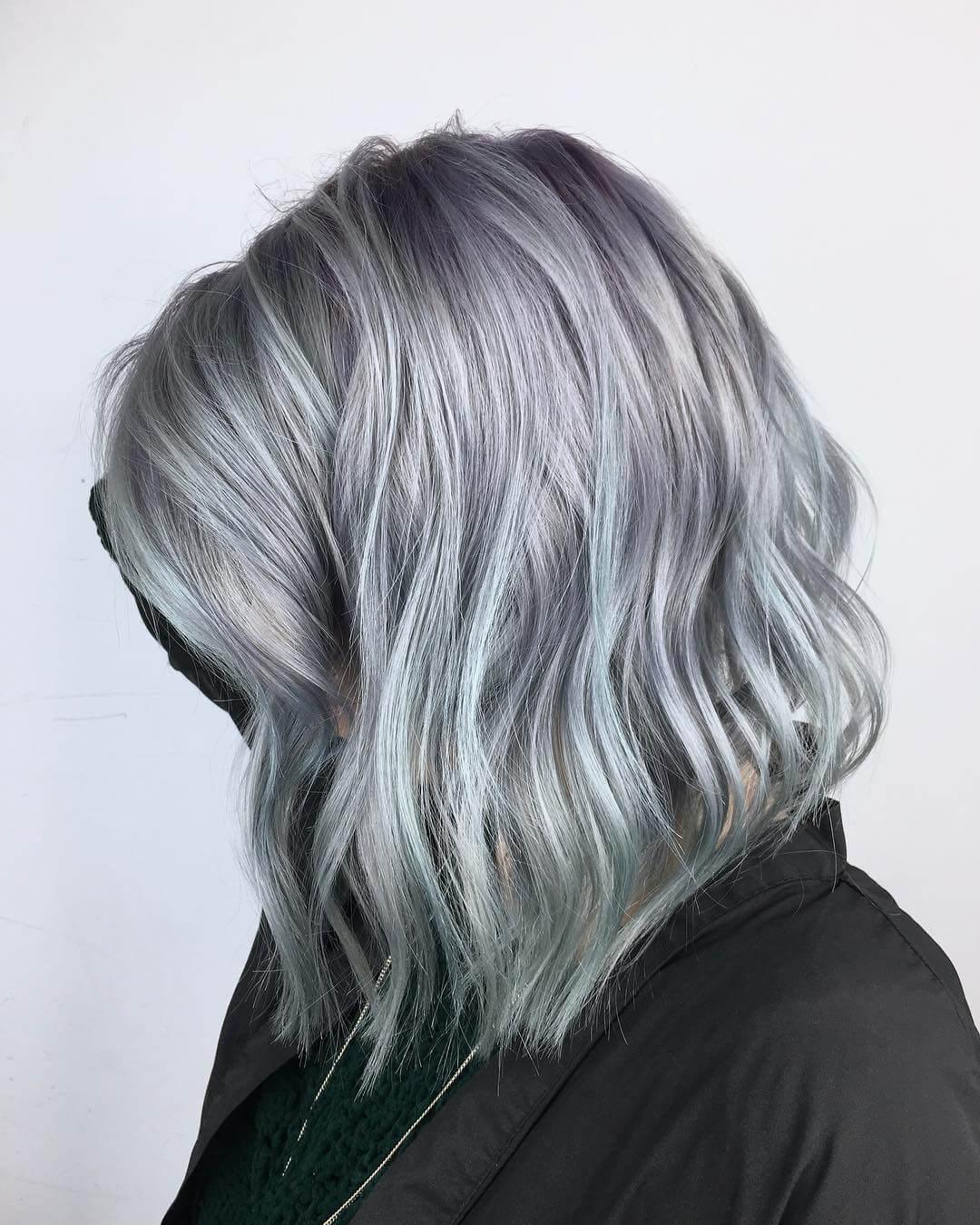 стрижки для густых волос фото 11