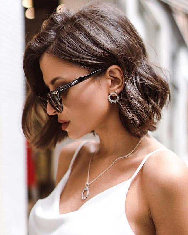 стрижки для густых волос фото 4