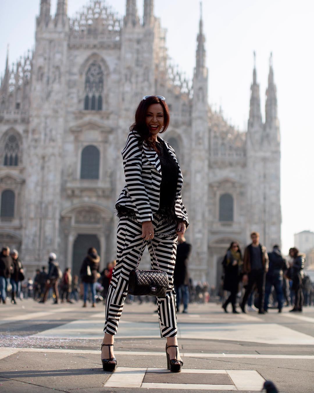 Летний городской стиль 2019 для женщин 40-50 лет фото 10