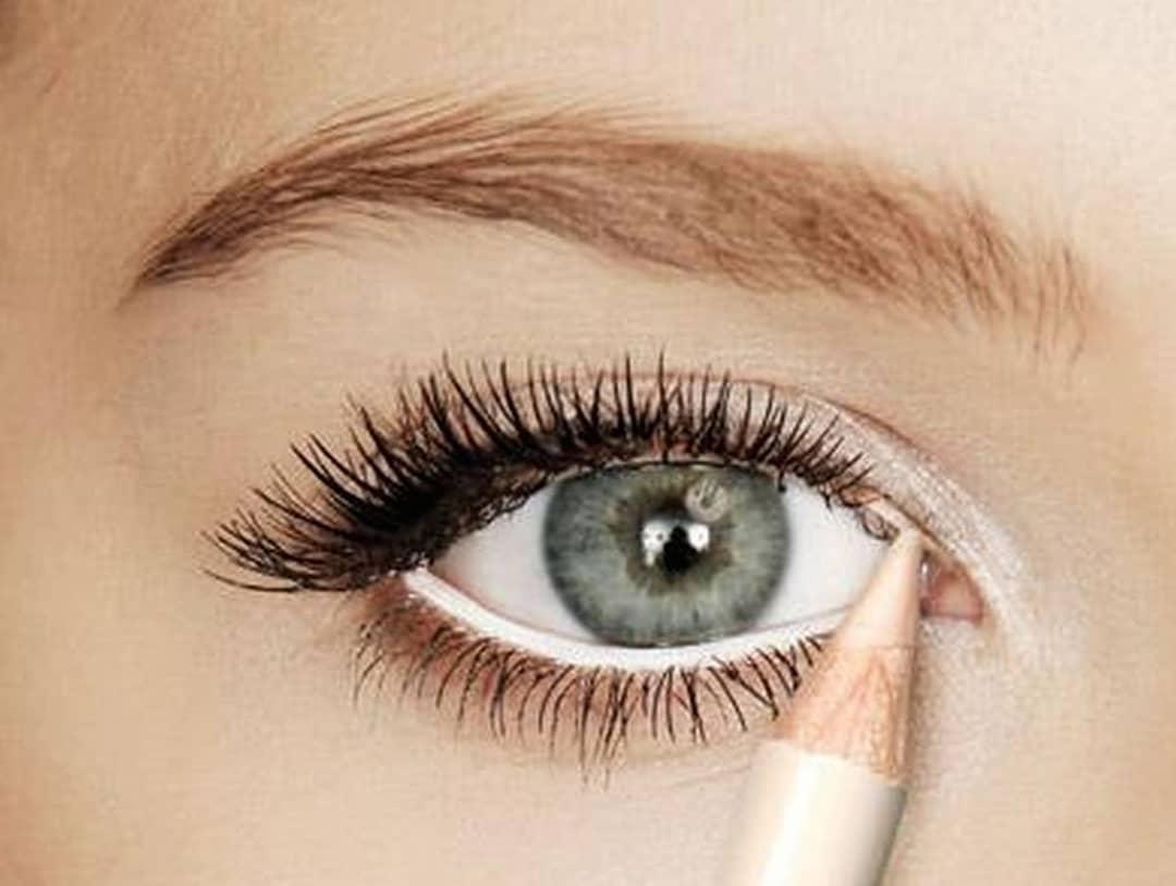 Макияж для узких глаз фото 1