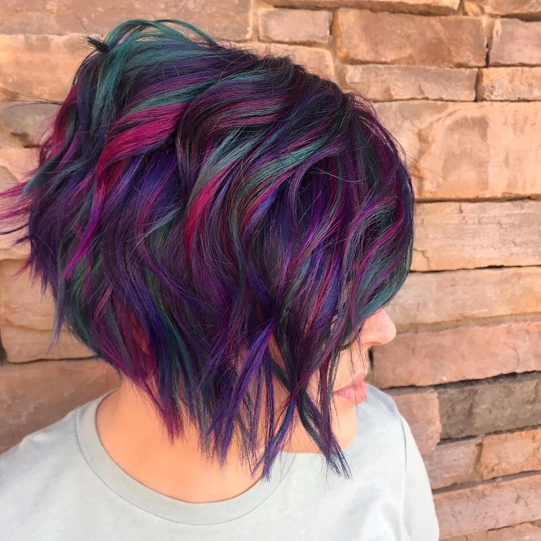 идеи окрашивания волос фото 8