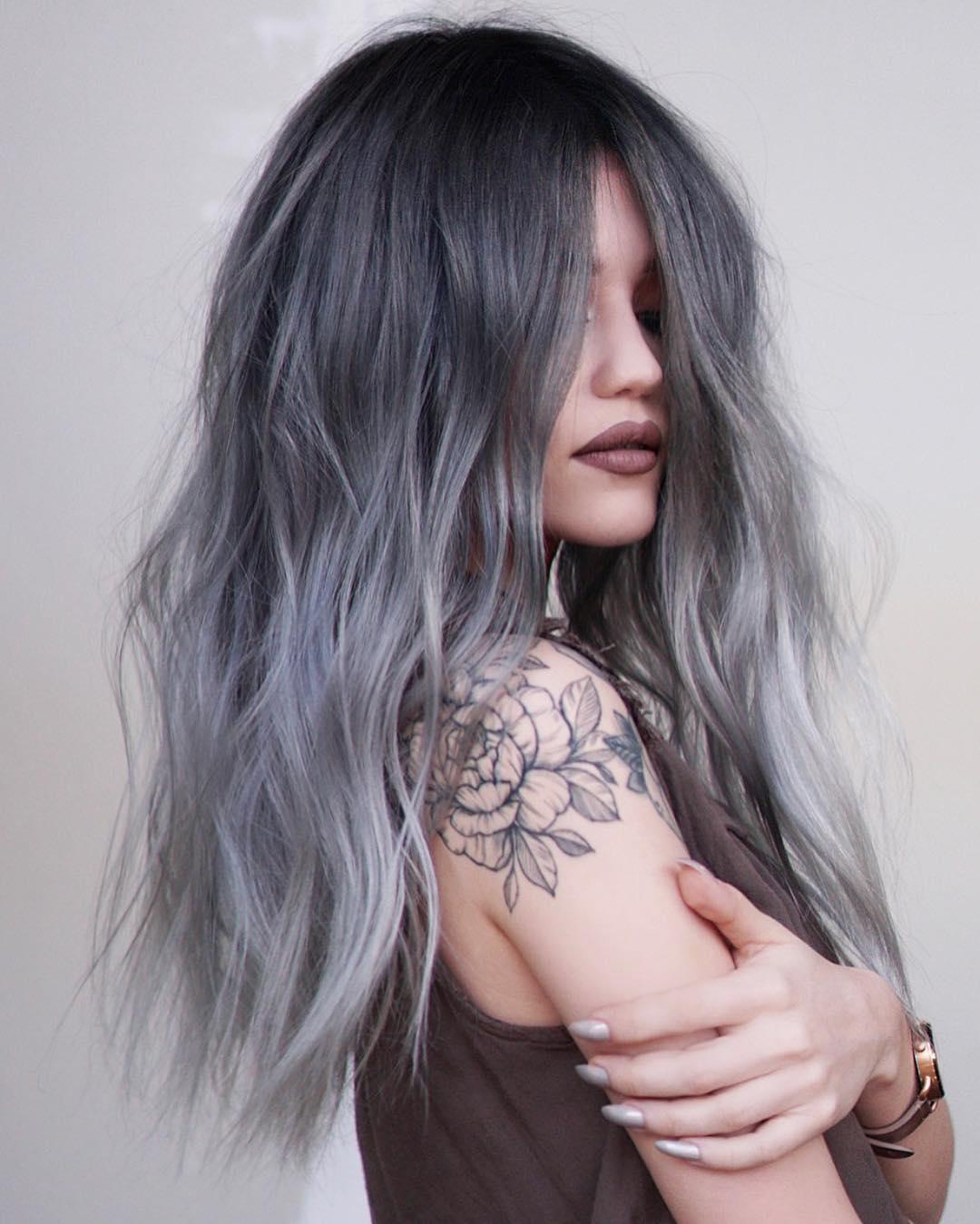 идеи окрашивания волос фото 4