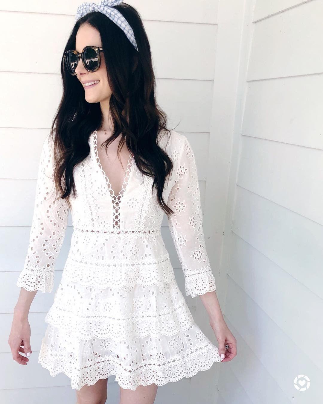летнее платье с рукавами фото 14