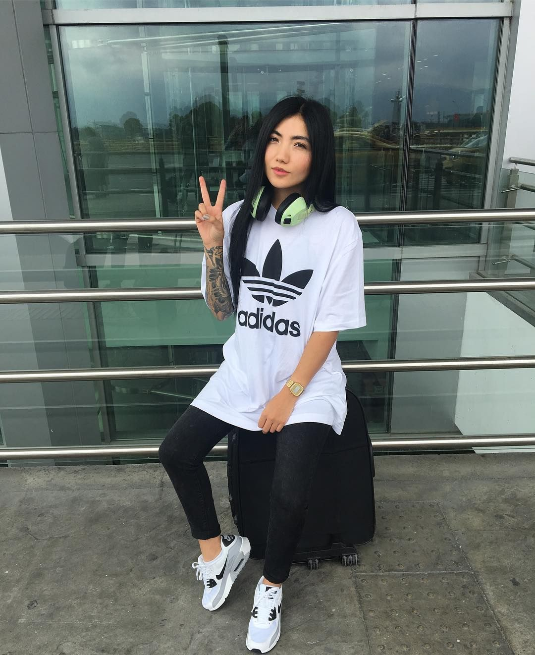 длинные футболки фото 14